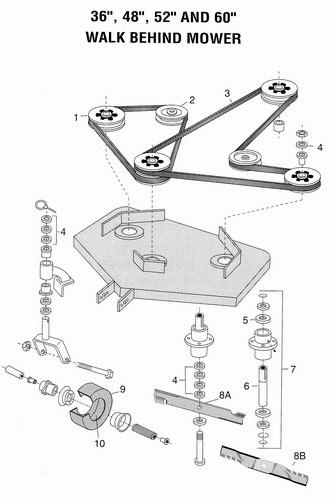 lesco z2 part diagram